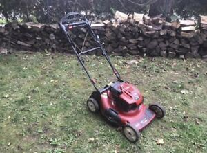 *** New price***  Electric start Toro personal pace. Tuned up.