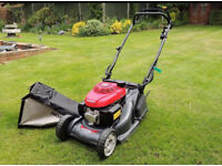"Honda HRX426QX 17"" Self Propelled Lawnmower"