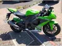 2010 Kawasaki ZX10R - Very Low Mileage 2297