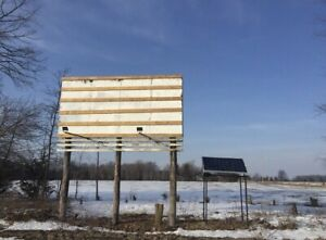 Billboard for rent on high traffic CTY RD 20