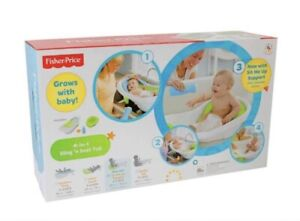4-in-1 infant tub