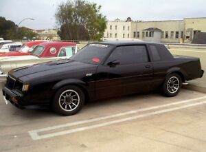 Looking for a buick grand national or a Buick Regal T