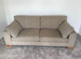 Next Sonoma Large Sofa