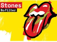 Rolling Stones Coventry 2 x Standing