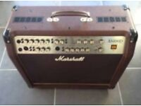 Marshall as100d for sale for spares or repairs