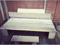 Garden sofa/ bench