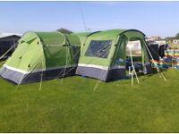 Kalahari Elite 10 tent + extras