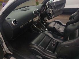 Audi TT black leather seats - IMMACULATE