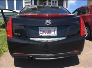 ALL INCLUDED CADILLAC ATS 2014