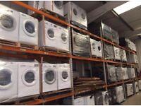 Graded Washing Machines for sale inc. warranty