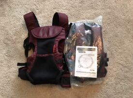 Baby carriers, new/like new - 2 available