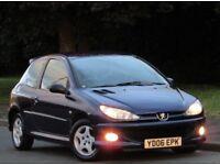 +++Peugeot 206 1.4 Verve 3dr ++NEW SHAPE++LOW INSURANCE++=
