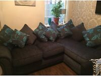Celine Chaise corner sofa