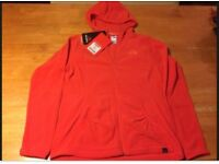 North Face Women's Masonic Fire Brick Red Long-sleeve Hoodie - Large - Brand new with tags