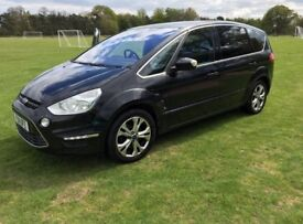 Ford S-Max Titanium 1.6 TDCi 7 seats Full Service History Ford