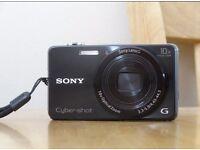 Sony DSC-WX220 18.2 megapixel WIFI 4K camera