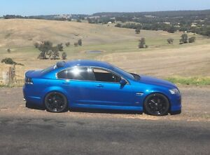 Holden Commodore SSV 2009 manual Mount Claremont Nedlands Area Preview