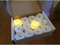 36 LED flicker candles