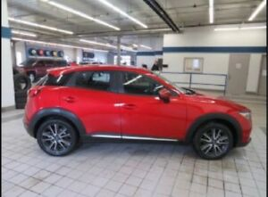 Tranfers de location Mazda CX3 AWD GT 2017