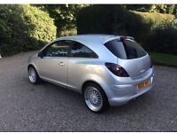 2009 Vauxhal Corsa Sxi 1.2 With learher interior 38k only full hpi clear