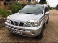 Nissan X Trail one owner from new full service history