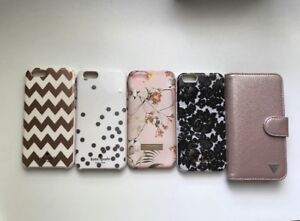 Ted Baker/ Kate spade and Guess iPhone 6s cases