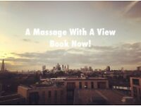 Book A Massage Overlooking Spectacular Penthouse views of London Outcall Full Body