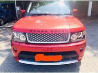 Very cheep Range Rover Sport