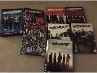 Entourage series 1-8