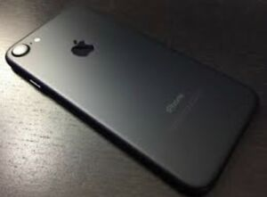 Black 32GB iPhone 7 For Sale