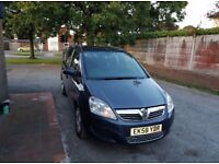 Vauxhall Zafira 2008 auto 1.9 for sale