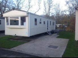 Last minute this weekend caravan hire at Haggerston Castle