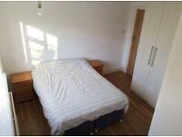 Double Ensuite room in friendly Ealing Broadway flat