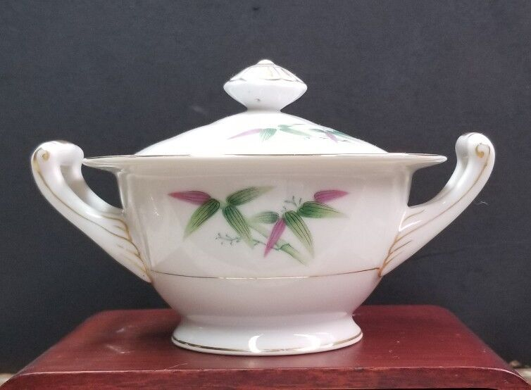 Harmony House China, Mandarin, Sugar Bowl