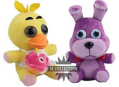 18 cm lp117 Five Nights at Freddys 4 FNAF Plüsch-Spielzeug Freddy Bär Foxy Chica Bonnie Plüsch Stofftier Spielzeug Puppe für Kinder Geschenke