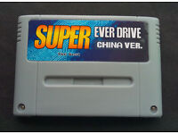 Super Nintendo SNES Everdrive with 1200+ Games - Multi Game Cartridge