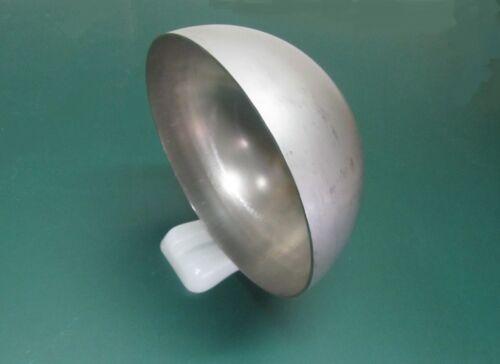 "304 Stainless Steel Half Sphere / Balls 8.0"" Diameter x 4.00"" Height, 1 Pieces"