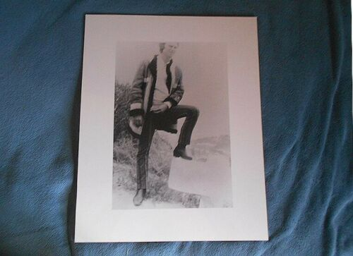 JIM MORRISON  THE DOORS  ORIGINAL 16X20 OUTTAKE PHOTO POSSIBLY NEVER BEEN SEEN
