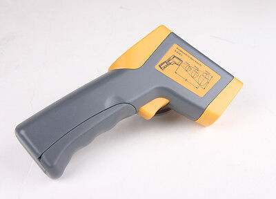 Powder Coating Paint High Temp Infrared Digital Thermometer Tester ()