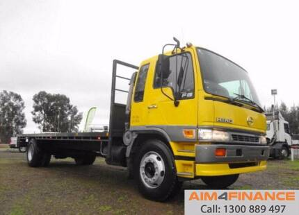 2001 HINO FG - Finance / Rent-to-Own $210pw*