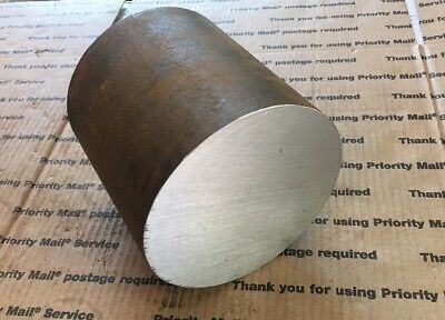 6 Round Steel Bar Stock Lathe Machining Blacksmithing Weight 6 L 1045