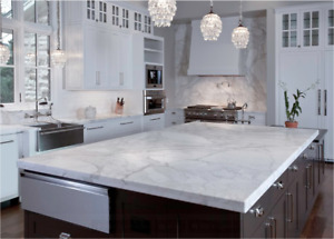 Quartz Granite Kitchen Countertop