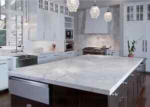 Granit.Quartz.Marble Kitchen Countertop
