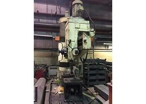 Csepel RFH 100/2500 Radial Arm Drilling Machine