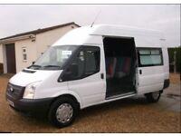 Large 9 Seater Van / Minibus available for multiple tasks. Glasgow area