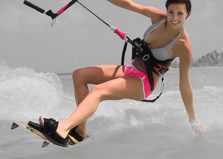 Miami kiteboarding lessons