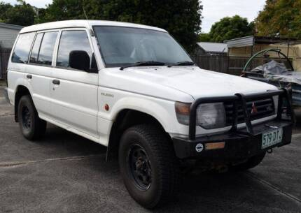 1995 Mitsubishi Pajero Ramornie Clarence Valley Preview
