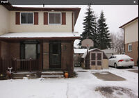 House for rent semi-detached