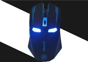 IRON MAN WIRELESS MOUSE BRAND NEW CLEARANCE PRICE