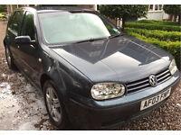 Volkswagen Golf Match 1.6 Petrol